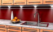 Küchen Architektur Simulation