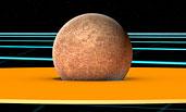Der Merkur - mit Kratern übersät