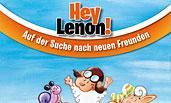 Kinderbuch Hey Lenon!