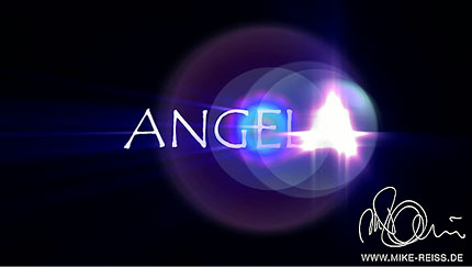 Angela Movie Intro Frame AfterEffects