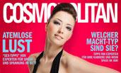 Cosmopolitan Magazin Coverbild