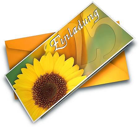 print & drucksachen wie einladungen, poster, anzeigen, Einladungsentwurf